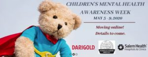 children mental health awareness week